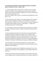 les 14 principes de la charte – collectif du 5 novembre
