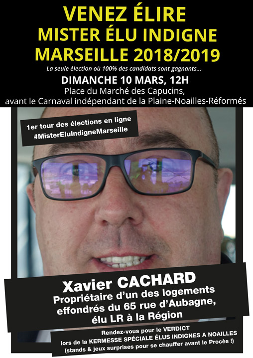 Mister Elu Indigne Cachard