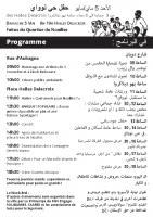 Programme du 5 mai : Faites du quartier de Noailles
