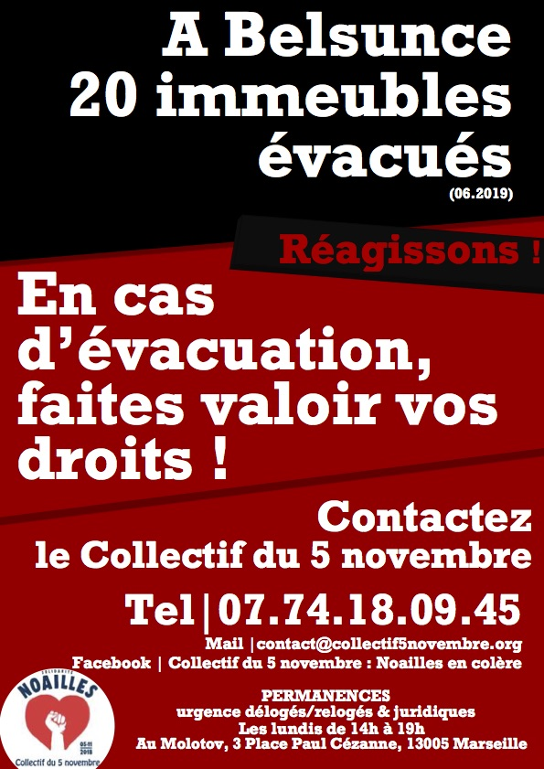 N° Urgence - Belsunce