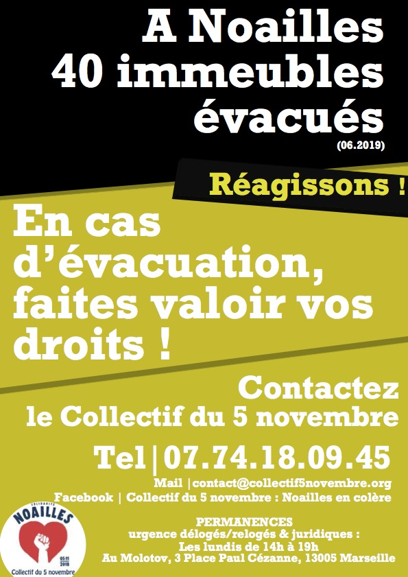 N° Urgence - Noailles