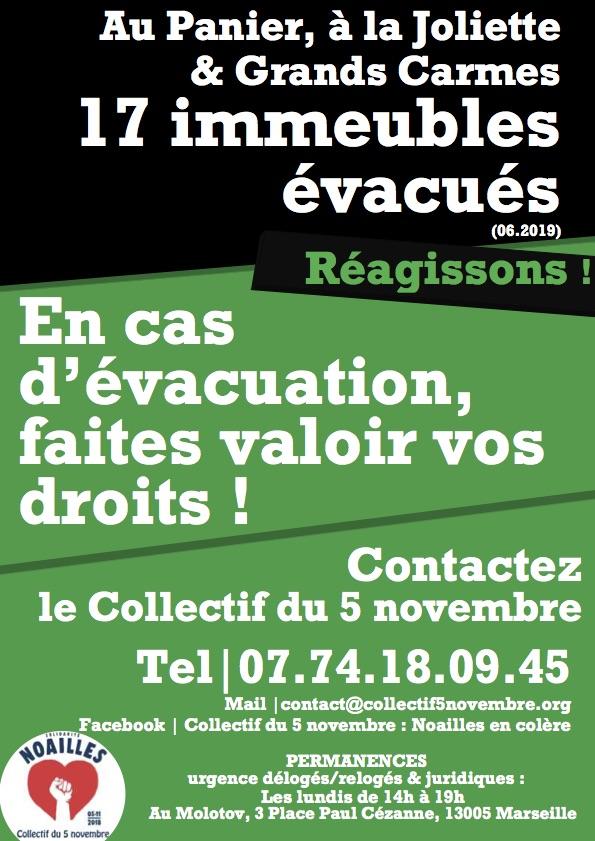 N° Urgence - Panier Joliette
