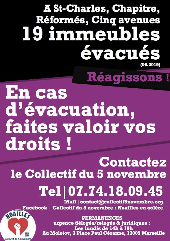 N° Urgence - St Charles Réformés