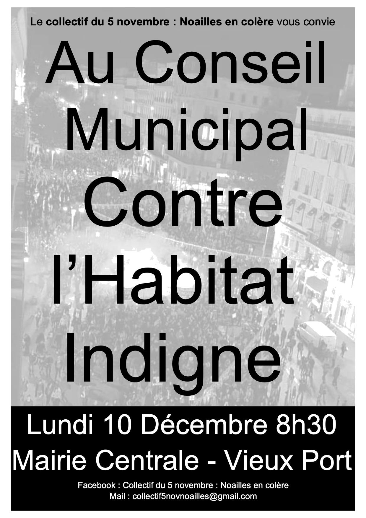 10 dec 18 Conseil Municipal