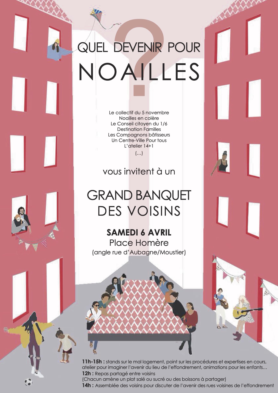Banquet Noailles 6 avril 19
