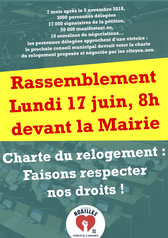 17 juin 19 CM Charte du Relogement