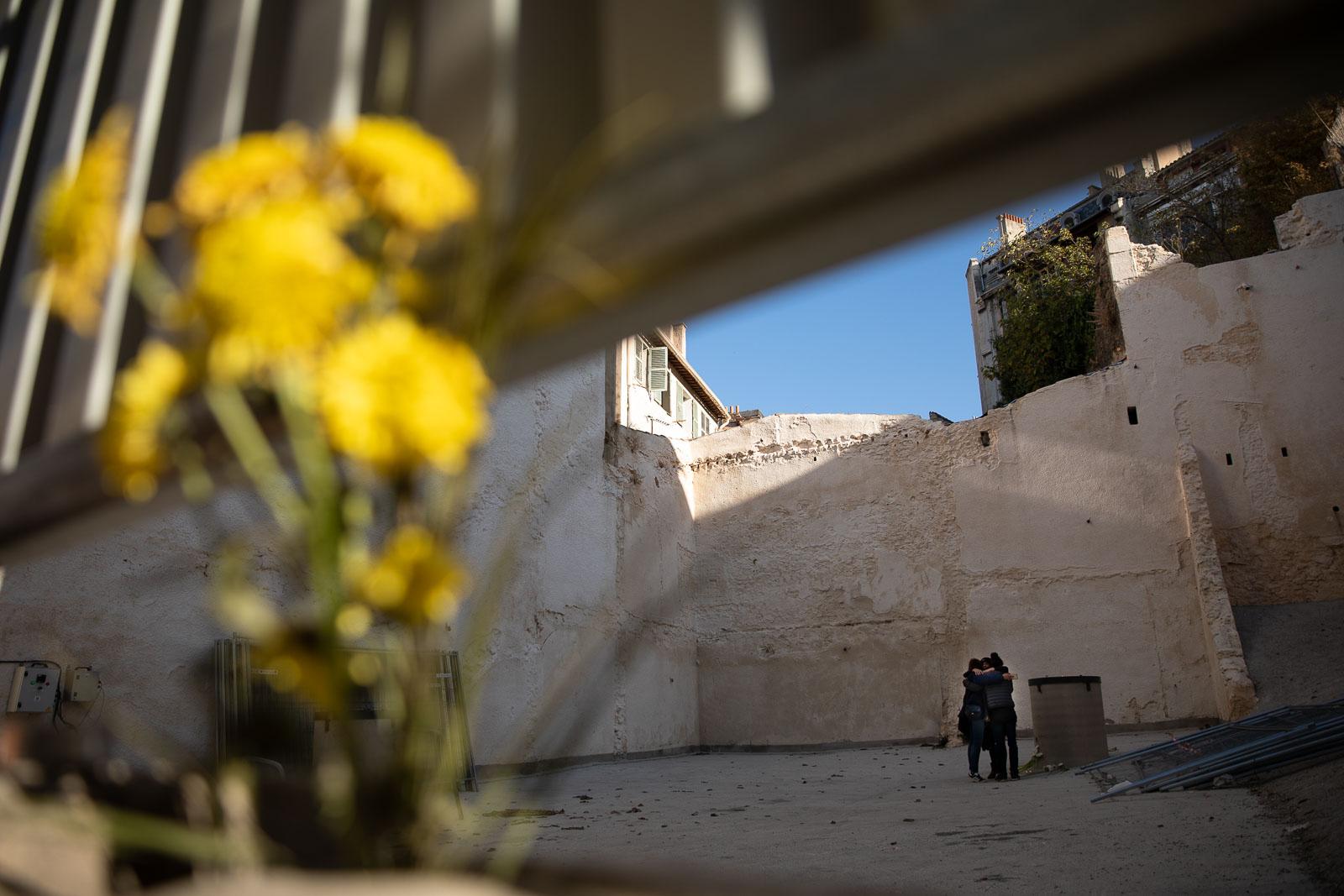 Marseille : commemorations 5 novembre