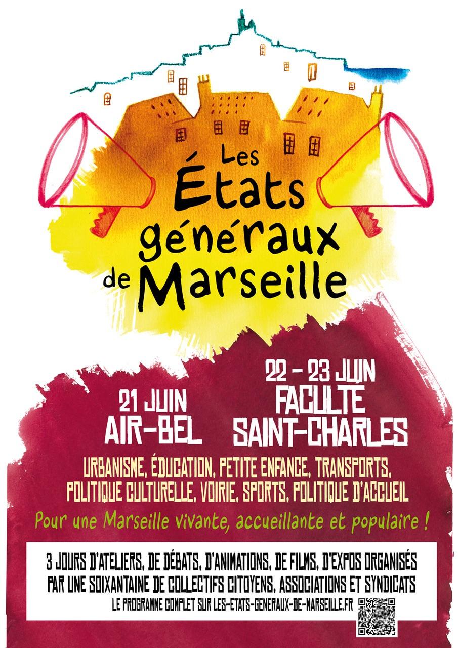 Etats généraux de Marseille